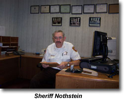 Sheriff Nothstein